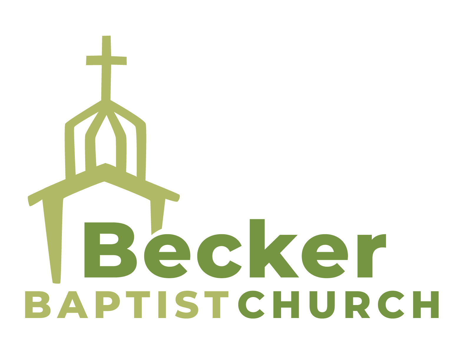 Becker Baptist Church Logo